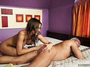 The prostate masseuse/Ashley