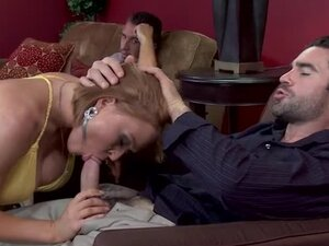 Massively hot wife swapping sex