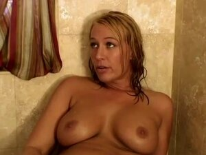 Sexy mom gets dirty with a big black cock