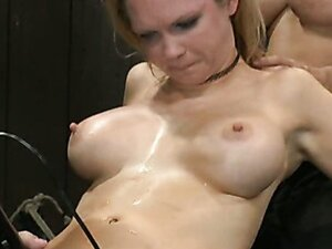 ORGASMAGEDDON: Part 2/4 YL 15 minutes in and massive orgasm overload, fisting, squirting, cumming.