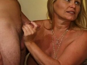 The two mature slut want to more fuck with a young cock